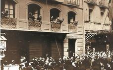 1918 | Homenaje a Usandizaga