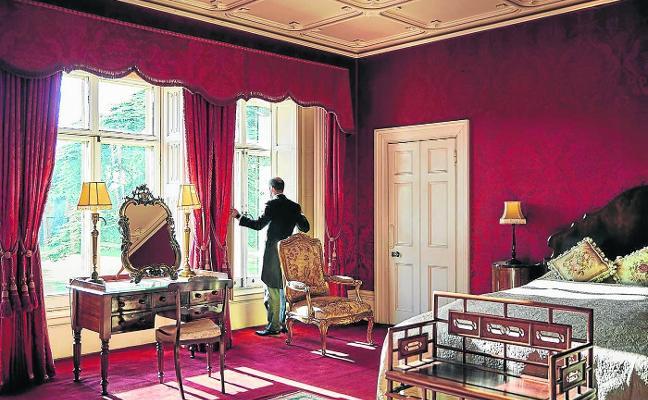 Los dueños del castillo de 'Downton Abbey' lo ponen en alquiler en Airbnb