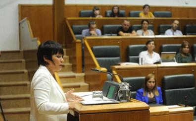 EH Bildu reconoce su «error» y retira la iniciativa para vetar a PP, Cs y Vox en Euskadi
