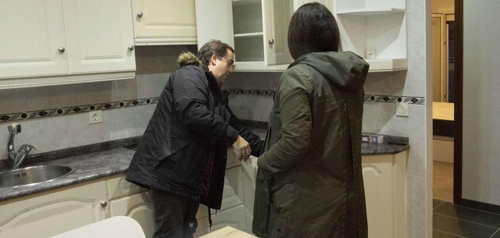 El Gobierno Vasco sube los alquileres del programa ASAP para captar más pisos vacíos