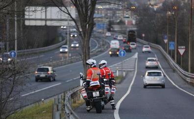 El número de conductores cazados sin el carné aumenta un 129% en Gipuzkoa