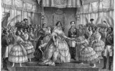 Un museo de Irán censura a Isabel II