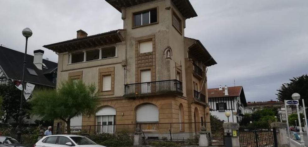Villa Donosti, en Ondarreta, será derribada parcialmente para crear seis nuevas viviendas