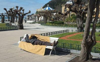 La pobreza grave se cronifica en Gipuzkoa y afecta a casi 38.000 personas