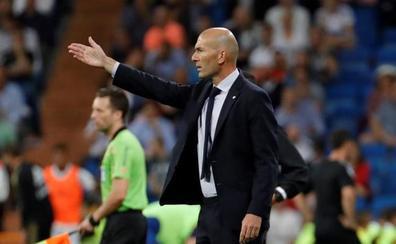 Zidane: «Tengo 25 jugadores muy buenos»