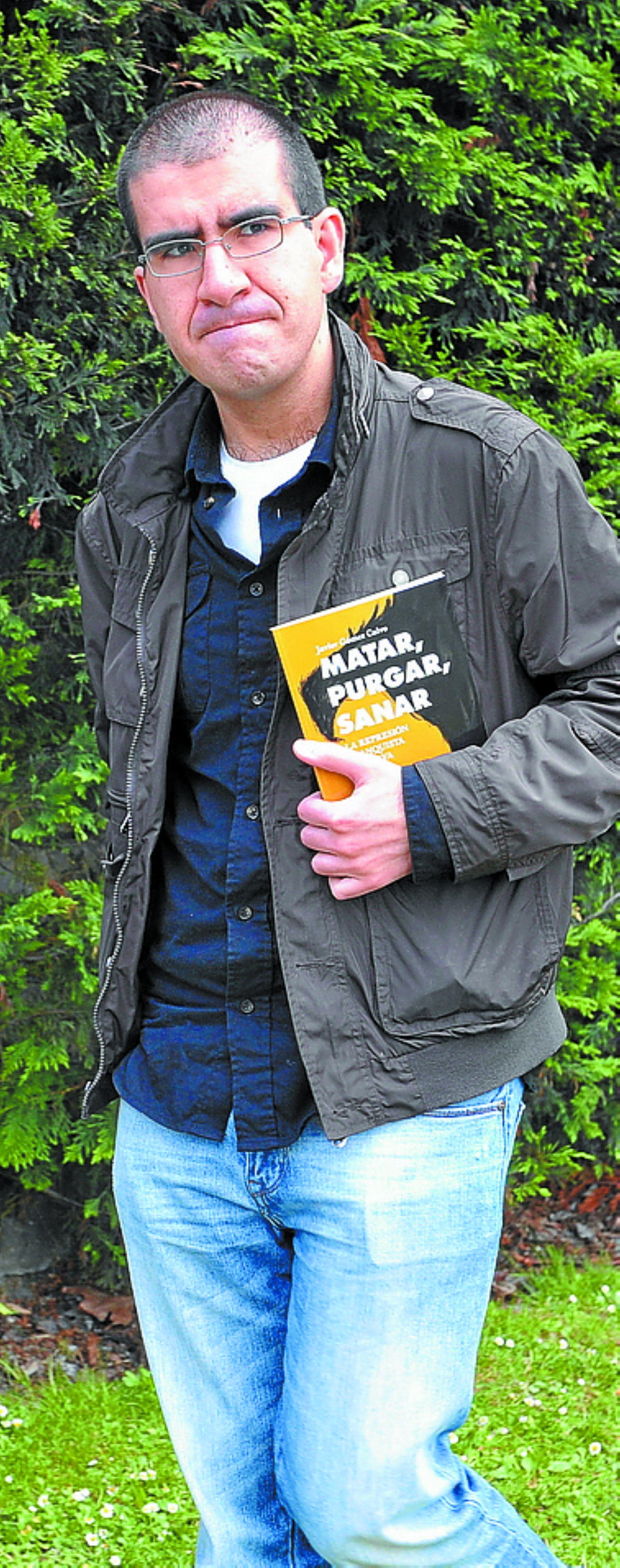 Gómez Calvo: «Me cesan por intentar una coalición constitucionalista en Euskadi»