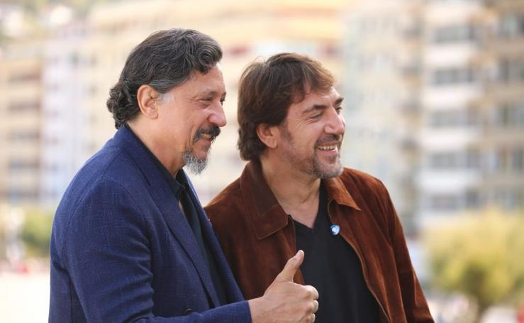Los hermanos Bardem protagonizan el documental 'Sanctuary'
