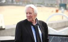 Donald Sutherland, un Premio Donostia enamorado de San Sebastián