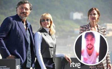 Mario Casas promete estar esta noche en Donostia para el estreno de 'Adiós'