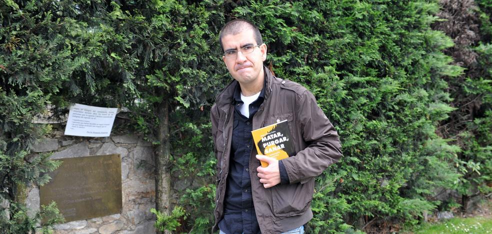 Javier Gómez: «Me cesan por buscar un acuerdo con el PP; lo demás es mentira»