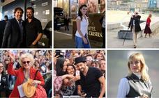 El Jueves Gordo del 'glamour': atasco de estrellas