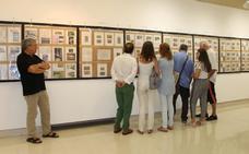 Última oportunidad mañana para visitar la muestra filatélica expuesta en Biteri
