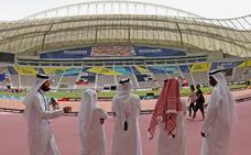 Arranca el Mundial de atletismo bajo el sol de Doha