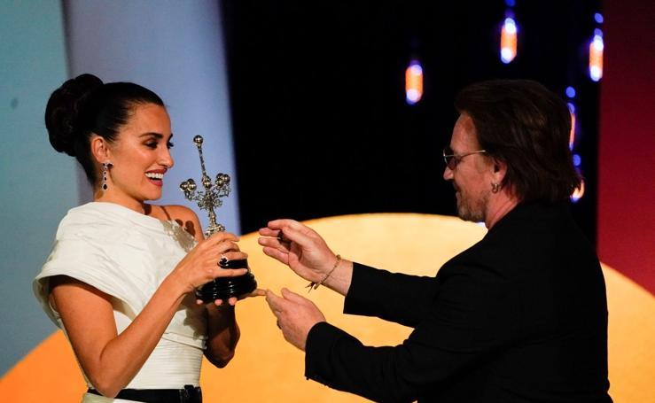 Un Premio Donostia para la historia