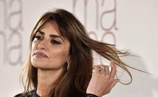 Penélope Cruz, la española más joven en la historia del Premio Donostia