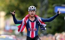 Mundial de Ciclismo: Quinn Simmons da un recital y se cuelga el oro júnior