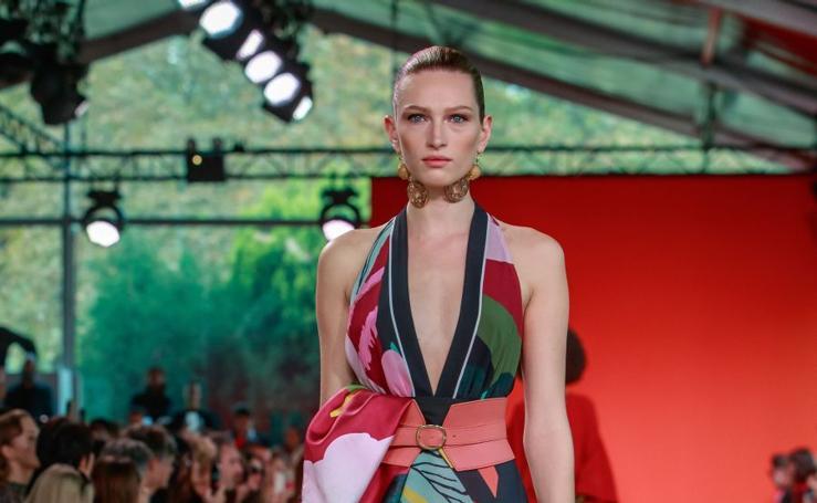 Glamour y moda francesa