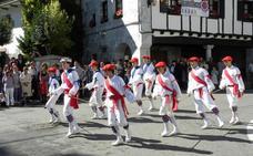 Igantzi celebra sus fiestas patronales de San Miguel hasta el lunes