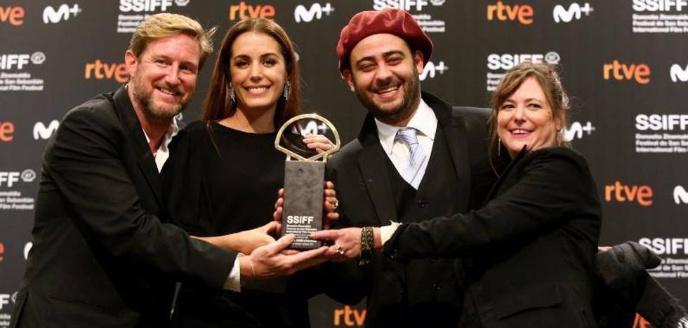 Concha de Oro y dos premios más para la brasileña 'Pacificado'