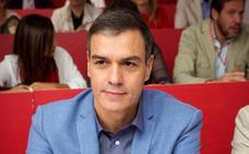 Sánchez saca pecho de la fuerza «territorial» del PSOE para gobernar