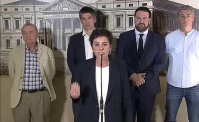 EH Bildu repetirá los candidatos al Congreso y el Senado de cara a las elecciones del 10-N