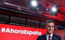 Sánchez defiende que el PSOE puede hablar «en nombre de Cataluña» y exige al independentismo reconocer su«fracaso»