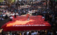 El PSOE lanza su lema de campaña: 'Ahora Gobierno, Ahora España'