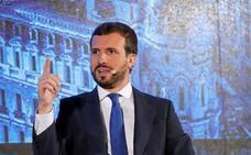 Casado rechaza un Gobierno de «convergencia» de PP, PSOE y Ciudadanos