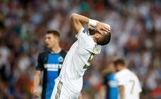 El Brujas enciende las alarmas en el Real Madrid