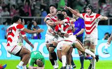 El rugby del sol naciente