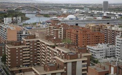 Hallan el cadáver de un vizcaíno que viajó a Zaragoza para una cita por internet