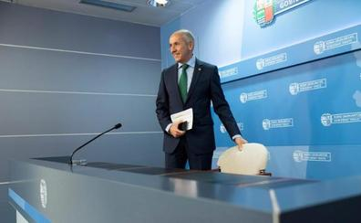 El Gobierno Vasco tacha de «impertinente» que Puigdemont relacionara el 155 con ETA
