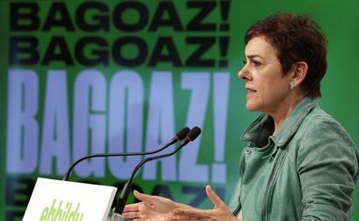 Aizpurua defiende que EH Bildu es la «voz fuerte» para parar la «deriva autoritaria» del Estado