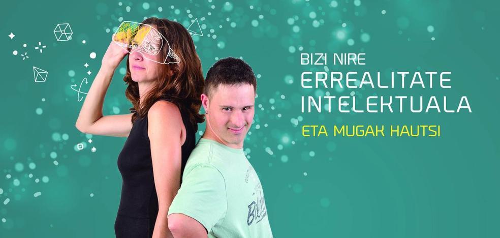'Vive mi realidad intelectual y actúa', nueva campaña de Atzegi