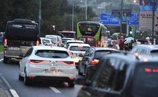 La huelga del metal siembra el caos en Bilbao