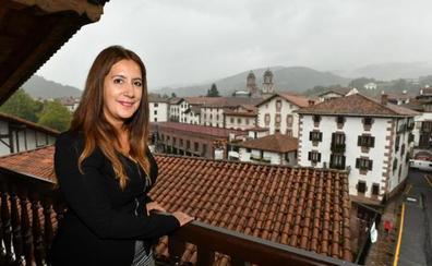 Dolores Redondo: «Todas mis novelas son de cara norte: la más inaccesible y oscura»
