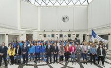 Urkullu a las deportistas vascas: «Vuestros logros tienen un valor doble»