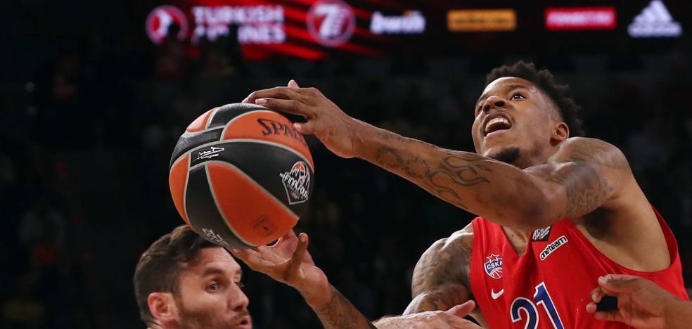 El CSKA Moscú defiende el trono de la Euroliga más NBA