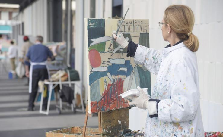 La creatividad y el arte, en la calle de la mano de Zipristin