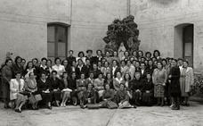 1949 | Invitaciones y comidas para los asilados en la Misericordia