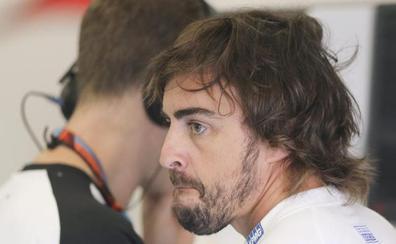 Alonso, en el 'top 10' en su día más largo como piloto de raids