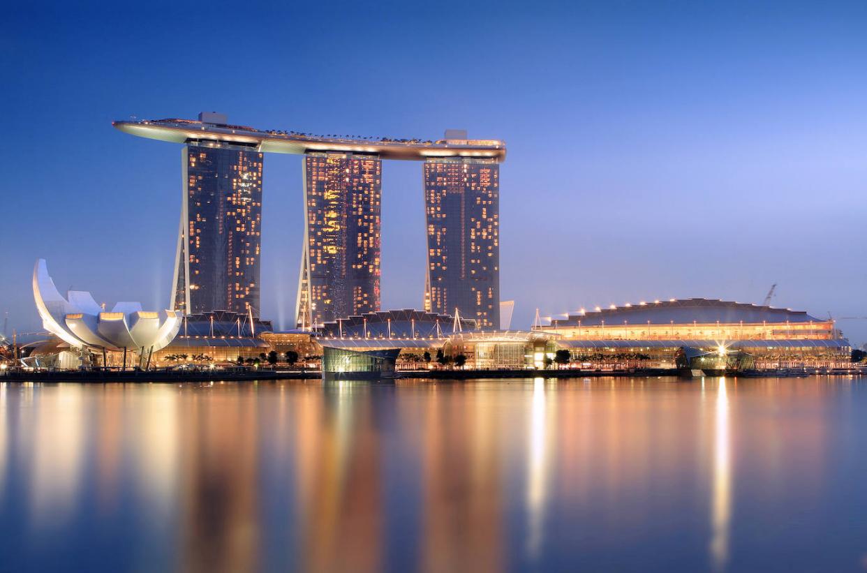 Los edificios más llamativos del mundo