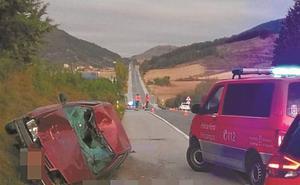 Muere un donostiarra arrollado por un conductor borracho cerca de Pamplona