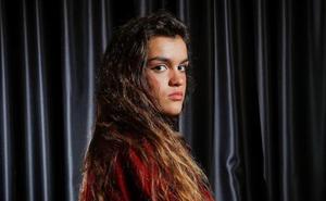 Amaia Romero empieza su nueva gira en casa