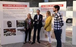 El PP denuncia la exposición del etarra Bienzobas en Galdakao y muestra «sus verdaderas obras»