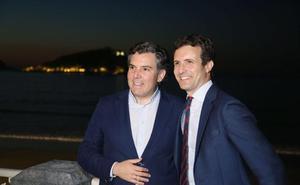 Casado vuelve a imponer a Arcauz como candidato y reabre la brecha con el PP vasco