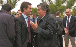 El PP de Gipuzkoa se revuelve contra Génova y rechaza la candidatura de Arcauz para el 10-N