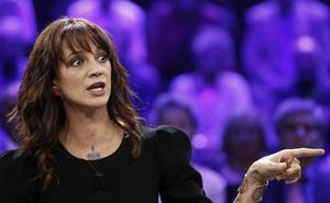 Asia Argento recibe el premio Méliès en Sitges