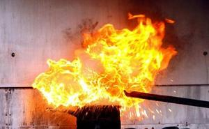 10 cosas que debes saber para reaccionar bien ante un incendio en tu cocina