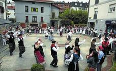 Urnieta celebra las fiestas del Rosario
